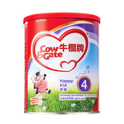 牛栏牌乐童4段儿童成长奶粉