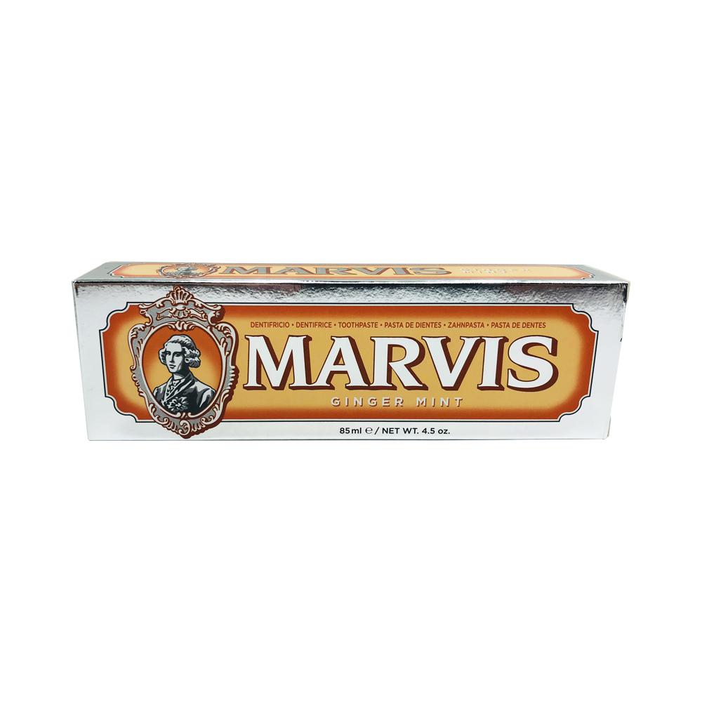 玛菲斯生姜消炎牙膏 橙色