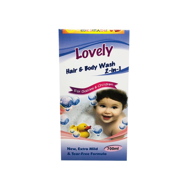 美儿洗发沐浴露2合1