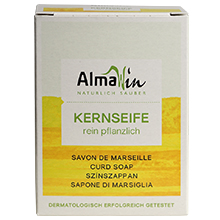 德国AlmaWin天然有机植物手洗皂沐浴皂