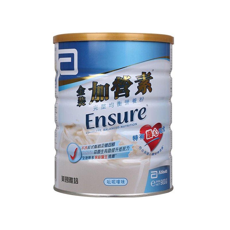 雅培金装加营素 (呍呢嗱味)奶粉
