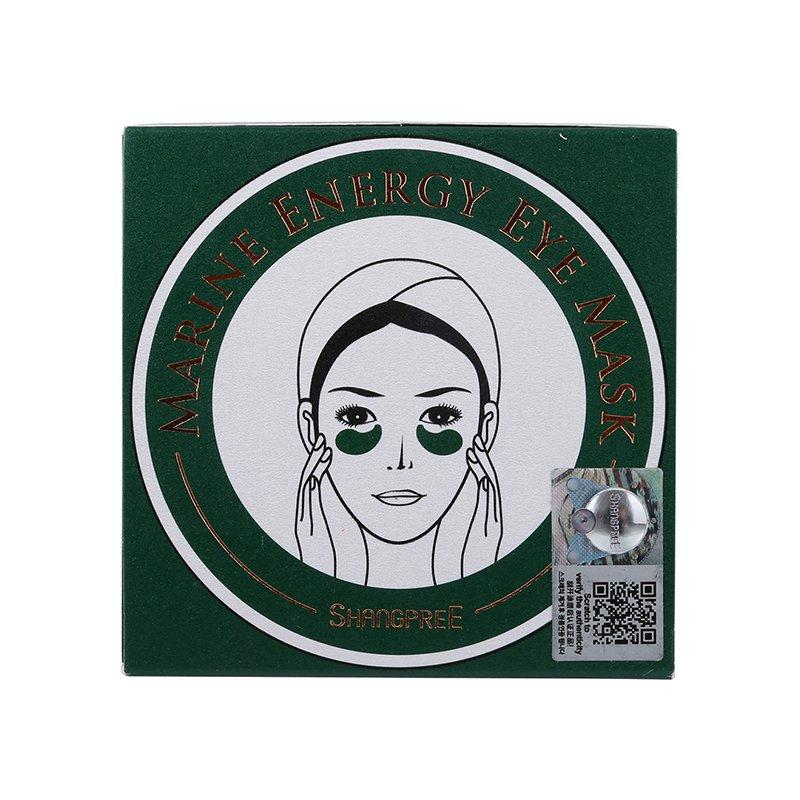 韩国SHANGPREE香蒲丽绿公主眼膜60片/盒