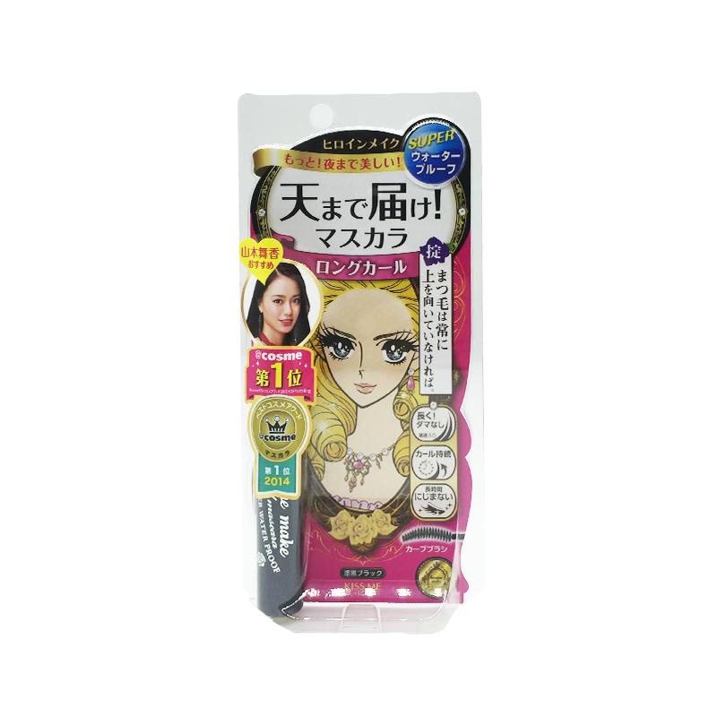 日本kiss me奇士美睫毛膏红色1支/盒