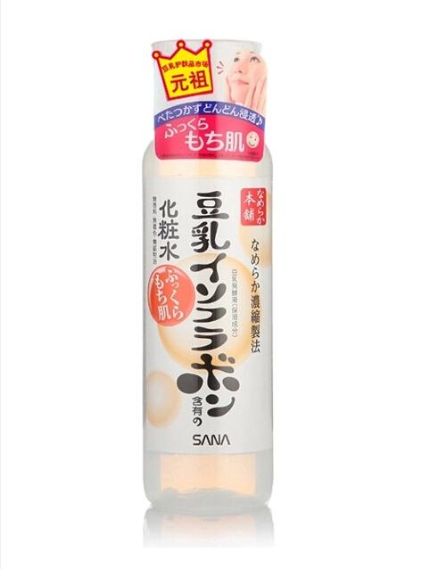 日本SANA/莎娜豆乳化妆水清爽型200ml/瓶