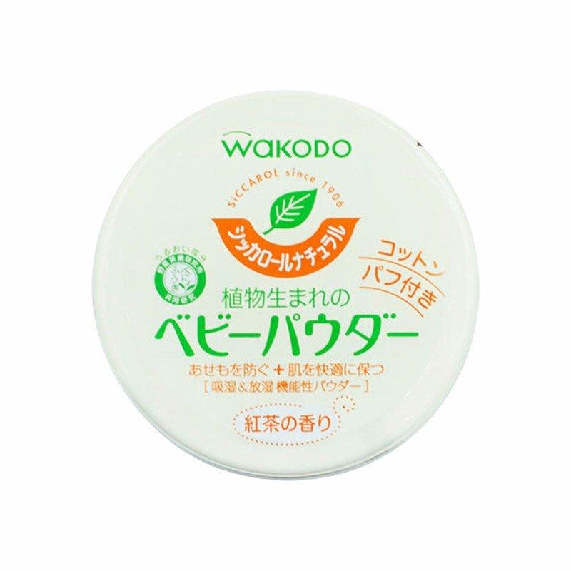 日本WAKODO和光堂爽身粉120g/盒