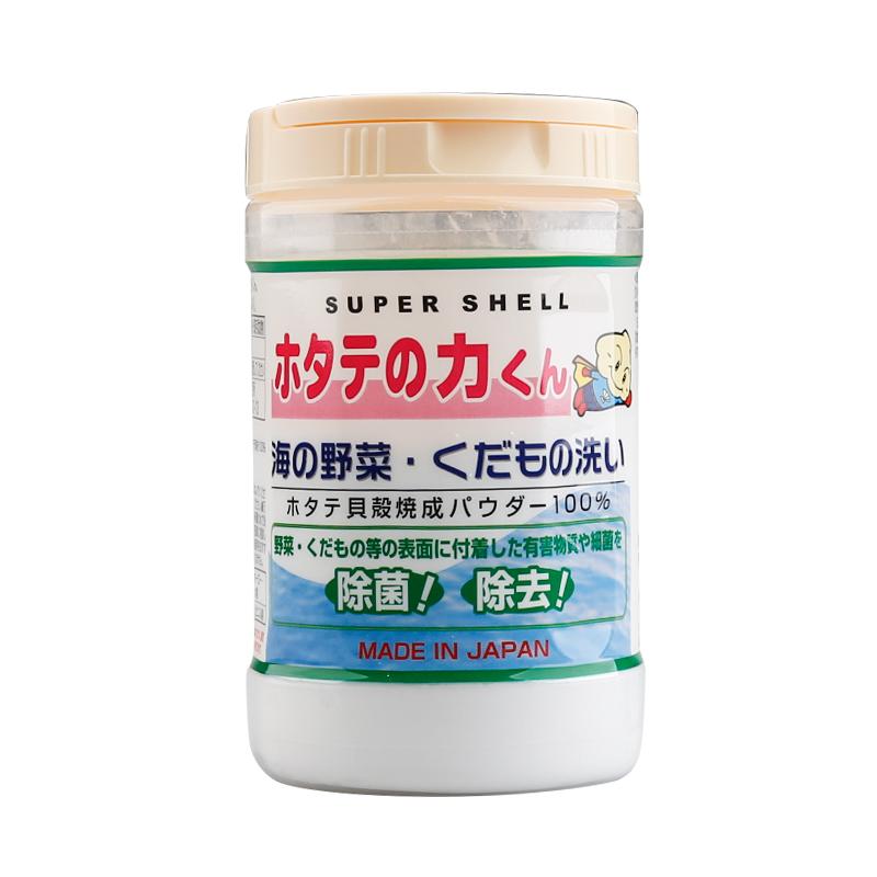 日本汉方研究所洗菜粉90g/瓶