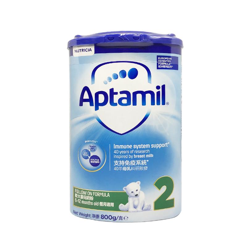爱他美 Aptamil Pronutra 2段奶粉