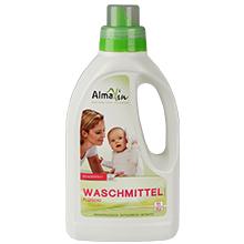 德国AlmaWin超浓缩有机婴儿全能洗衣液