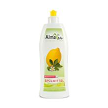 德国AlmaWin有机柠檬香草超浓缩洗洁精