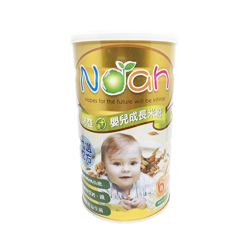 诺亚优+婴儿成长米粉 (精选配方)