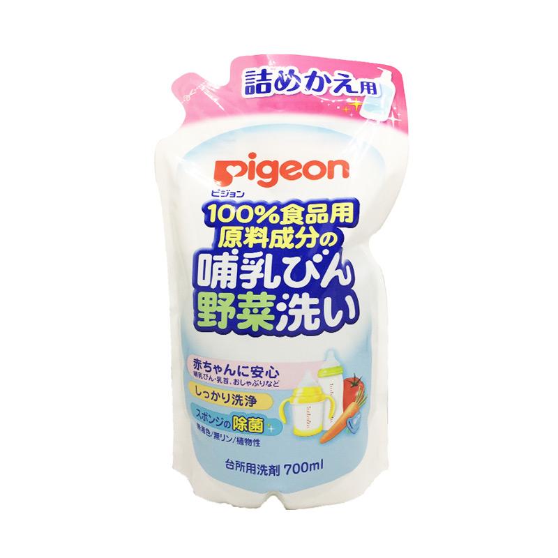 Pigeon奶瓶蔬果清洁液(补充包)