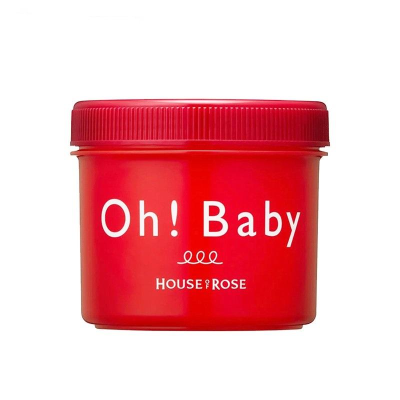 Oh baby身体磨砂膏 蔓越莓味