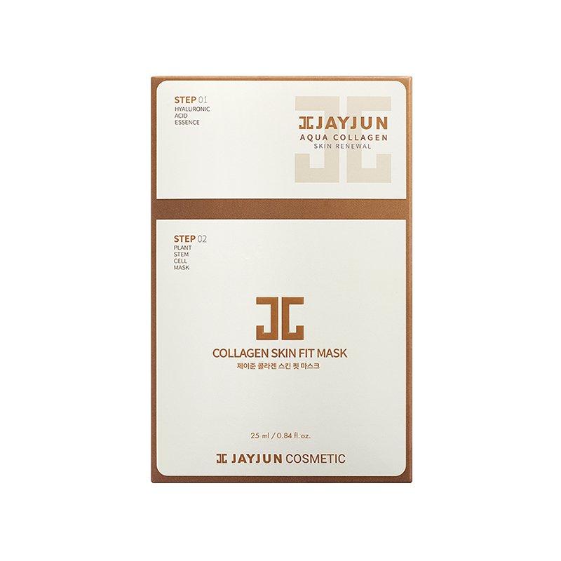 韩国JCJAYJUN水光面膜白色10枚/盒