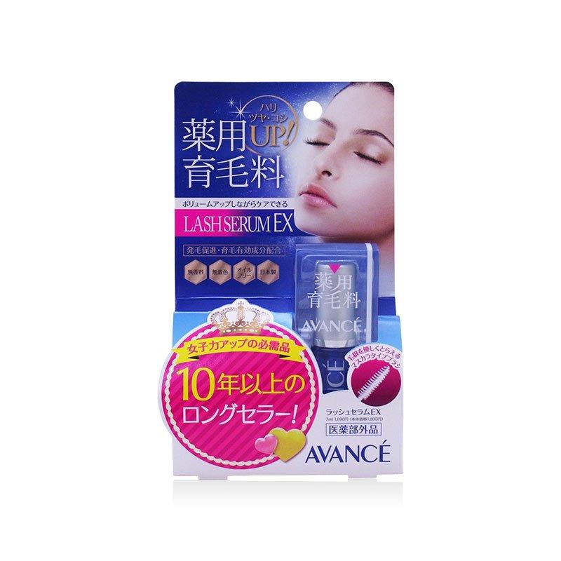 日本Avance睫毛育毛增长精华液7ml/盒