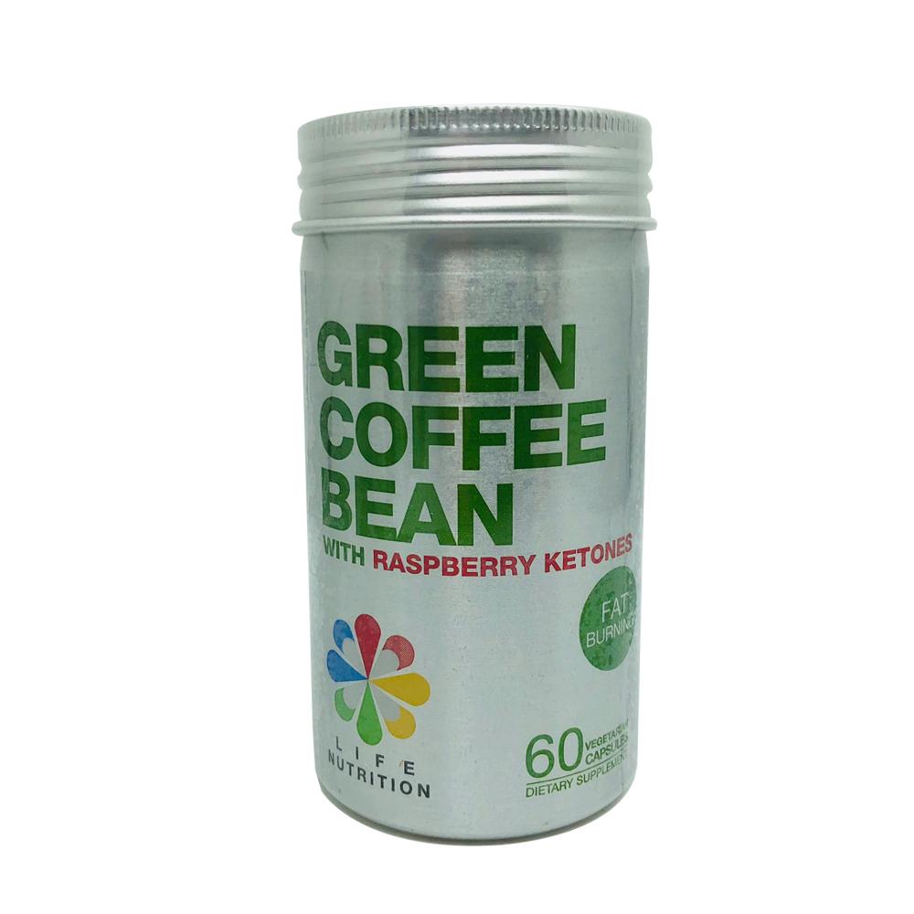 乐怡善Life Nutrition青咖啡豆纤型配方